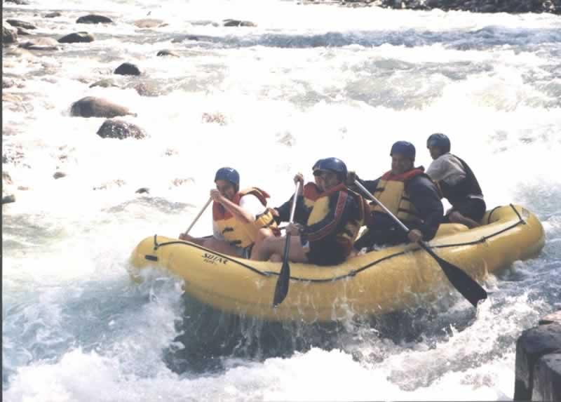 Descenso En El Rio Filobobos En Tlapacoyan Veracruz