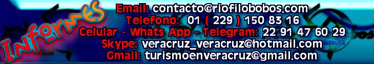 Contactanos Rio Filobobos Tlapacoyan Veracruz